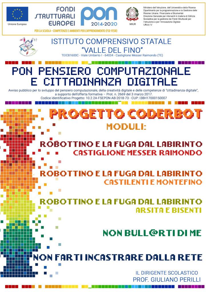 locandina PON pensiero computazionale (2)